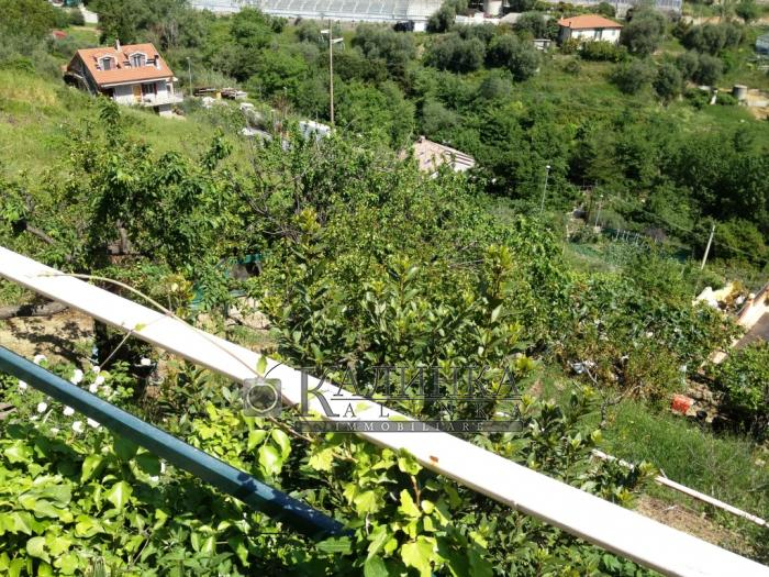 Villetta on the hills of Sanremo