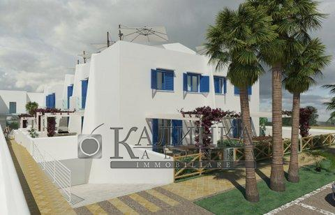 Apartments different plans in San Vito  Lo Capo seaboard
