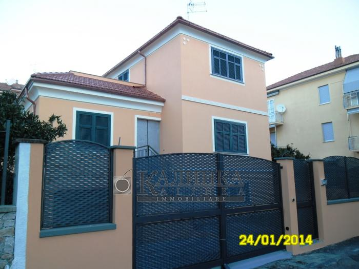 New villa in Loano