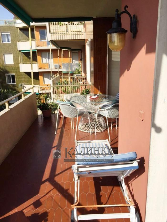 Apartment with seaview in Foce, Sanremo