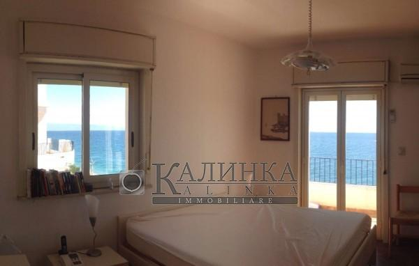 Apartments with sea view in Letojanni