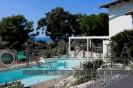 Villa with swiming pool Costa Bianca del Plemmirio, Siracusa