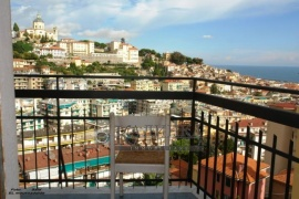 Apartments in Sanremo with seaview
