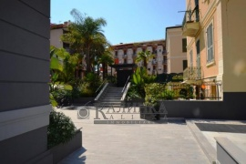 Apartments in the center of Bordighera