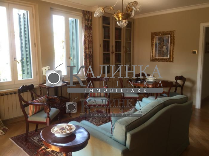 Apartments in luxury residence in the center of Sanremo