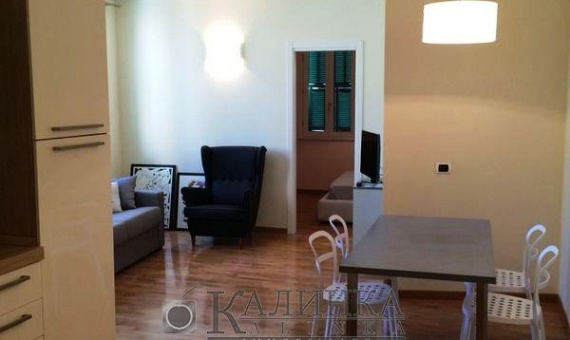 New apartment in city center
