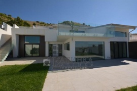Beautiful villa of new construction in Alcamo